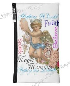 Gypsy World Wristlet Gypsy Rider Design