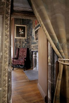 Mary, Queen of Scots' Supper Room at Palace of Holyroodhouse