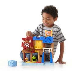 Fisher-Price Imaginext Monsters University Row Playset, http://www.amazon.com/dp/B00APT9RD2/ref=cm_sw_r_pi_awd_gCCosb1D2P9HE