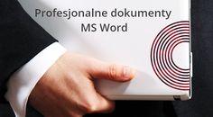 Dokumenty, które tworzymy i przekazujemy są wizytówką firmy, w której pracujemy, a także naszego osobistego profesjonalizmu.  Zobacz więcej na www.cognity.pl