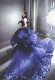 Eva Green | Dior Midnight Poison ad