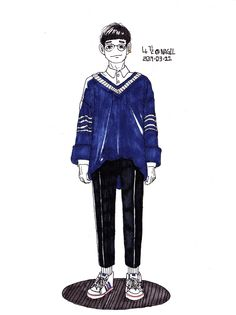 #style #fashion #daily #옷 #패션 #데일리룩 #그림 #drawing
