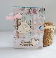 Odskocznia vairatki: W szczytnym celu Notebook, Phone, Handmade, Gifts, Scrapbooking, Bags, Notebooks, Handbags, Telephone