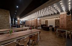 44thhill designed 52 North Soho, a bar for the Alula Leisure Group in the heart of Soho