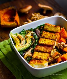 Vegan Recipes on Pinterest | Southwest Quinoa Salad, Vegans and Tofu