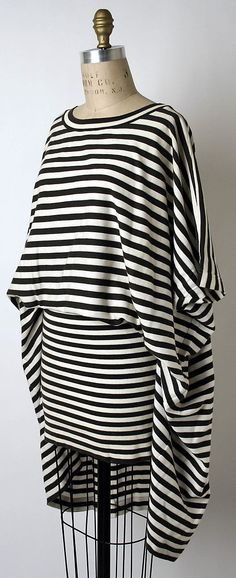 Issey Miyake 1985 Met Collection. Looks like today's interpretation of the 1980s! Way ahead of its time.