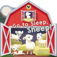Go to Sleep, Sheep! Book Review and Giveaway – miss bossy reviews, adventures and confessions