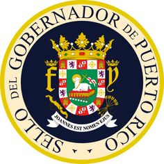 pictures of puerto rico   File:Seal of Puerto Rico Governor.svg - Wikipedia, the free ...