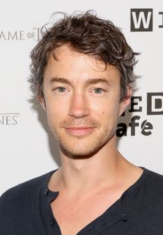 Tom Wisdom - Wired Cafe at SDCC 2014 - for Dominion