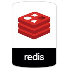 Redis badge sticker