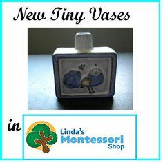 Montessori Practical Life, Montessori Materials, Vases, Flower Arrangements, Homeschool, Collection, Floral Arrangements, Homeschooling, Jars