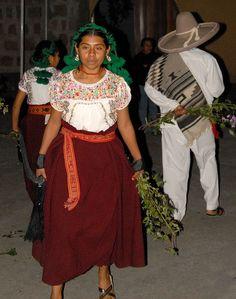 Zapotec Dancers Oaxaca by Teyacapan, via Flickr