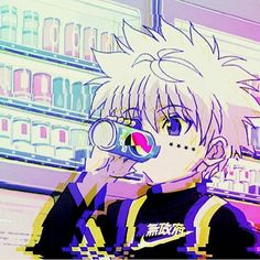 Listen to Yung Killua Madara Wallpapers, Dope Wallpapers, Naruto Wallpaper, Animes Wallpapers, Hunter X Hunter, Hunter Anime, Killua, Toriel Undertale, Digimon