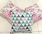 Buatan sendiri Throw Pillows, Bed, Cushions, Stream Bed, Beds, Decorative Pillows, Decor Pillows