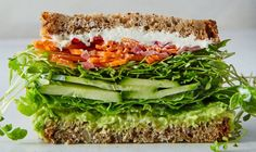 DOMINO:literally just 19 veggie sandwiches because we're hungry
