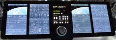spacex cockpit - Google 検索