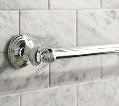 Mercer Towel Bar | Pottery Barn