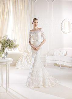 2014 Pronovias La Sposa Bridal Dresses