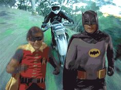 MMVV: BATMAN E ROBIN