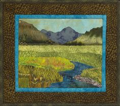 My Quilts & Fiber Art It took me long enough but here is the first few albums of my quilts. Stay tuned – more to come