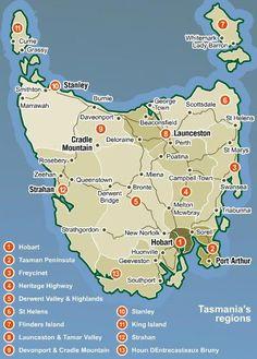 Tasmania, Australia #westernaustraliatravel