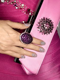 Cute Nail Polish Designs - Pretty Nail Art Ideas - Seventeen