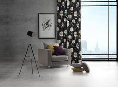 ผ้าม่าน คอลเล็คชั่น 2019 (Part II)   VC Fabric Curtain Styles, Curtains, Blinds, Draping, Tents, Picture Window Treatments, Sheet Curtains