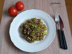 Vařím bez lepku, mléka a vajec - Zelenina - Cuketa s quinoou na kari Quinoa, Beef, Food, Meat, Essen, Meals, Yemek, Eten, Steak