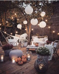 30 Modern Bohemian Garden Design ideas For Backyard Patio Design, Garden Design, House Design, Balcony Design, Outdoor Rooms, Outdoor Living, Small Outdoor Spaces, Small Spaces, Aesthetic Rooms