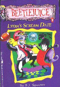 Beetlejuice Books