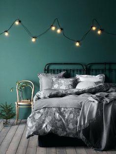 21 Best grey green bedrooms images   Bedroom decor, Gray ...