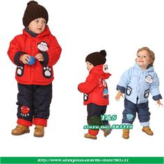 Retail!2012 new fashion children's set of clothes,christmas baby winter 2 pcs/coat+pant,kids winter suit,free shipping! on AliExpress.com. $24.28