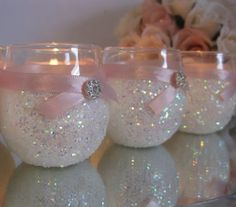 36 Best Stunning Diy Wedding With Elegant Candle Centerpieces - weddingtopia - . - 36 Best Stunning Diy Wedding With Elegant Candle Centerpieces – weddingtopia – 36 Best Stunning - Wedding Table, Wedding Favors, Wedding Decorations, Wedding Day, Wedding Lanterns, Wedding Girl, Bling Wedding Centerpieces, Bling Centerpiece, Party Favors