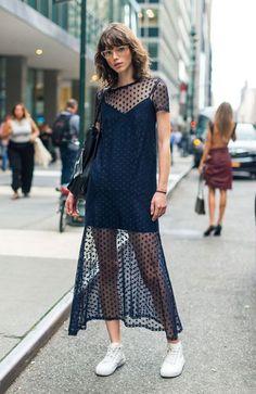 vestido transparente                                                                                                                                                                                 Mais