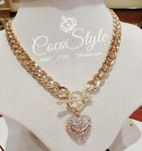 Wish   women's fashion bling heavy rock and love of crystal diamond office lady cloth and party dress necklace Luxury Royal Jewelry  Accessories Sparkling gorgeous Necklace Pendant  Chistmas Gift