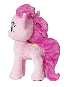 Aurora World My Little Pony Pinkie Pie Pony Plush, 10""