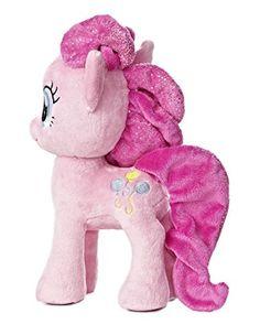 """Aurora World My Little Pony Pinkie Pie Pony Plush, 10"""""""