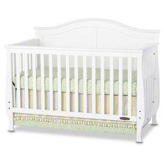 Childcraft Camden 4-in-1 Convertible Crib. Image 1 of 8.
