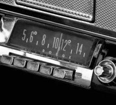 Radio do carro