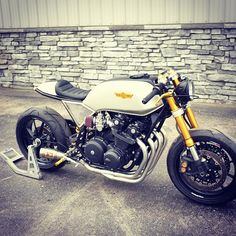 Honda CB750 SUPER SPORT Cafe racer by BBCR Engineering #motorcycles #caferacer #motos | caferacerpasion.com