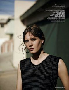 Mod Masculine '90s Editorials - The Vogue Netherlands July 2014 Drake Burnette Photoshoot is Retro (GALLERY)