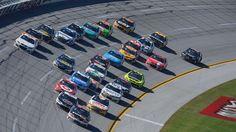 Talladega: The Chase's 'Wild Car' Race | FOX Sports