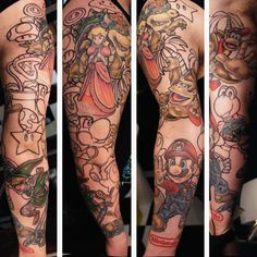 Everything you need to know about brand loyalty: definitions, psychological factors, types of loyalty, customer mindsets, and more. Leg Tattoos, Body Art Tattoos, Tattoo Drawings, I Tattoo, Sleeve Tattoos, Cool Tattoos, Nintendo Tattoo, Gaming Tattoo, Video Game Tattoos