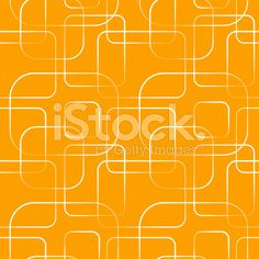 Abstract geometric line and square seamless pattern. Vector royalty-free stock vector art
