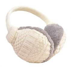 Poetry Quote Life Like Summer Flower Winter Earmuffs Ear Warmers Faux Fur Foldable Plush Outdoor Gift