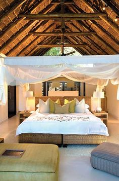 Superior Luxury Suite at River Lodge, the perfect accommodation in the Sabi Sand Game Reserve
