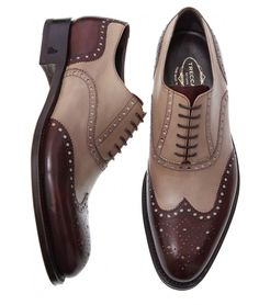 Custom Shoes For Property Brothers Drew Jonathan Scott Man Leather Bicolour Ital. Custom Shoes For Property Brothers Drew Jonathan Scott Man Leather Bicolour Italian Shoes Hot Shoes, Men's Shoes, Shoe Boots, Dress Shoes, Shoes Style, Shoes Men, Derby, Spectator Shoes, Wingtip Shoes