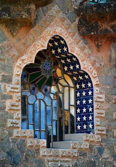 Torres Bellesguard, Barcelona, Spain. Photo by Xavier Trias via Flickr.