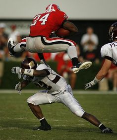 Best football move of all time!