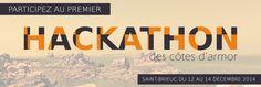 Le #hackathon22 en phase de préparations, à quelques jours du lancement !